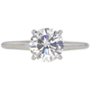 1.7 ct. Round Cut Solitaire Ring, I, SI1 #3