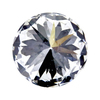 1.15 ct. Round Cut Halo Ring, H, I1 #4