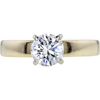 0.97 ct. Round Cut Solitaire Ring, I, VS2 #3