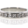 1.25 ct. Round Cut Bridal Set Ring #3