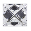 1.01 ct. Princess Cut Bridal Set Ring #2