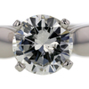 1.66 ct. Round Cut Solitaire Ring #2
