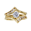0.56 ct. Round Cut Solitaire Ring, E, VVS2 #3