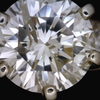 1.03 ct. Round Cut Bridal Set Ring #2