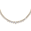 0.65 ct. Round Cut Riviera Necklace, G-H, SI2 #2