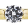 0.70 ct. Round Cut Solitaire Ring, I, SI1 #4