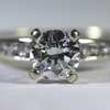 .90 ct. Round Cut Bridal Set Ring #2