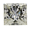 2.03 ct. Princess Cut Solitaire Ring #2