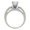 1.38 ct. Round Cut Ring, G-H, I1 #2