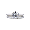 1.37 ct. Round Cut Bridal Set Tiffany & Co. Ring, I, VVS2 #3