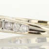 1.03 ct. Round Cut Bridal Set Ring #4