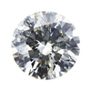 2.55 ct. Round Cut Loose Diamond, L, I1 #2