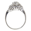 0.93 ct. Round Cut Solitaire Ring, G, VS2 #4