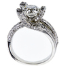 2.01 ct. Round Cut Solitaire Ring #2