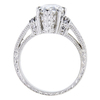 2.48 ct. Pear Cut Solitaire Ring #2