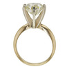4.5 ct. Round Cut Bridal Set Ring, M-Z, VS2 #4