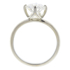 1.5 ct. Round Cut Solitaire Ring, G, SI1 #3