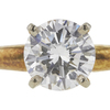 1.19 ct. Round Cut Solitaire Ring, F, SI2 #4