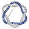 Round Cut Pendant Necklace, F-G, VVS2-VS1 #1