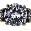 1.15 ct. Round Cut 3 Stone Ring, H-I, VS2-SI1 #1