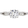 1.22 ct. Round Cut Solitaire Tacori Ring, I, VS1 #3