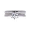 0.6 ct. Round Cut Solitaire Ring, E, VS1 #3
