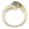 .98 ct. Round Cut Solitaire Ring, K-L, VS2-SI1 #3