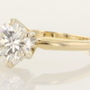 1.39 ct. Round Cut Solitaire Ring #1