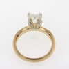 1.5 ct. Princess Cut Solitaire Ring #1