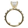 2.52 ct. Princess Cut Bridal Set Ring, I, SI1 #4