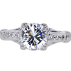 0.93 ct. Round Cut Solitaire Ring #3