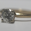 1.0 ct. Round Cut Solitaire Ring #2