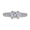 1.06 ct. Princess Cut Ring, E, VS1 #2