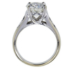 2.12 ct. Round Cut Bridal Set Ring, I, SI2 #3