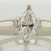 1.22 ct. Marquise Cut Solitaire Ring #1
