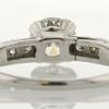 1.03 ct. European Cut Bridal Set Ring #3
