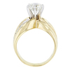 1.50 ct. Round Cut Solitaire Ring, J, SI2 #3