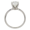 1.5 ct. Round Cut Solitaire Ring, I, VS1 #4