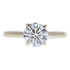 1.2 ct. Round Cut Solitaire Ring, E, I1 #3