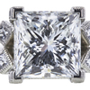 1.60 ct. Princess Cut Solitaire Ring, G, VS2 #1