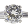 1.98 ct. Round Cut Loose Diamond, J, VS1 #4