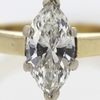 1.54 ct. Marquise Cut Solitaire Ring #2