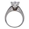 1.22 ct. Princess Cut Bridal Set Ring, F-G, SI1 #3