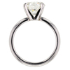 3.01 ct. Round Cut Solitaire Ring #1