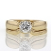 .77 ct. Round Cut Solitaire Ring #1