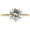 1.7 ct. Round Cut Solitaire Ring, M-Z, SI1 #3
