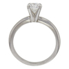 0.79 ct. Round Cut Solitaire Ring, E, VS2 #4