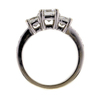 .92 ct. Square Cut Bridal Set Ring #4
