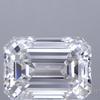 1.8 ct. Emerald Cut Solitaire Ring, F, VVS1 #1