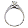 1.04 ct. Round Cut Solitaire Ring, J, SI2 #2